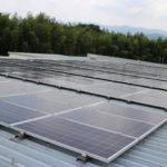 宮若物流センター太陽光発電所